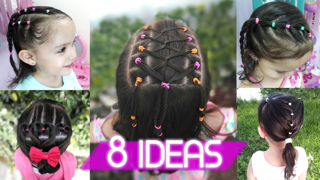 Peinados Faciles 2018 Peinados Para Ninas Faciles Y Rapidos May